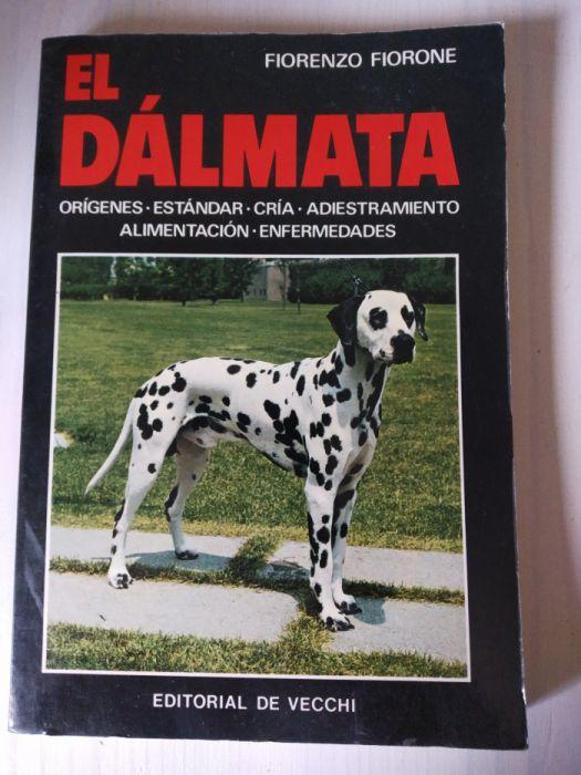 Livro raça Dalmata ( espanhol)