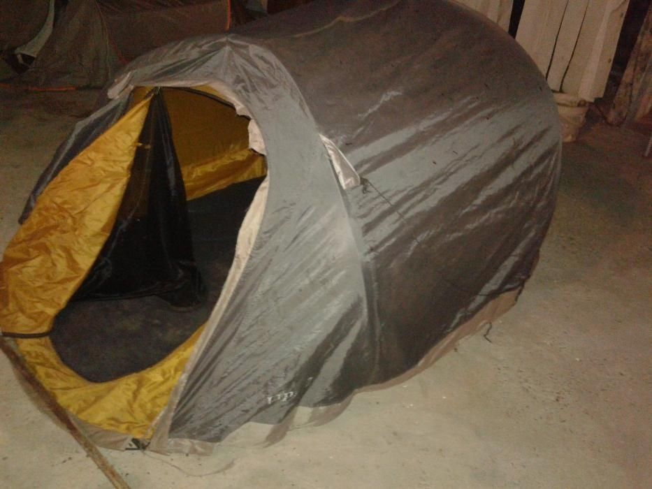 tenda tipo iglo 3 pessoas