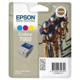 Tinteiro Epson T003+ T005 novo e selado!