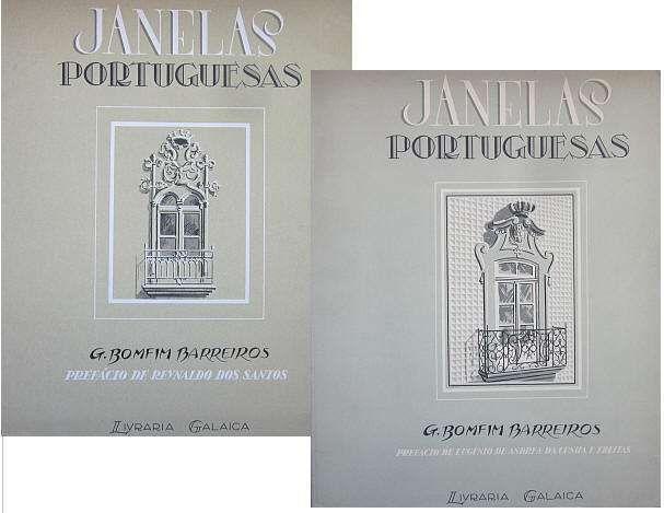 G. Bonfim Barreiros - Janelas Portuguesas