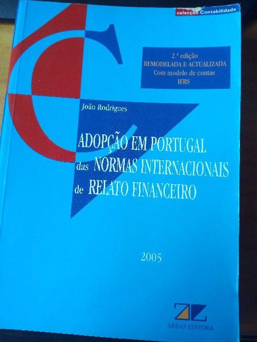 Adopção em Portugal das Normas Internacionais de Relato Financeiro