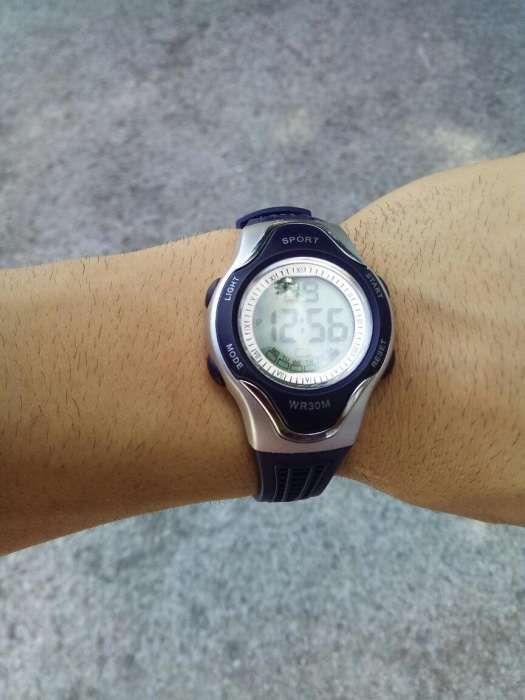 Relógio desportivo
