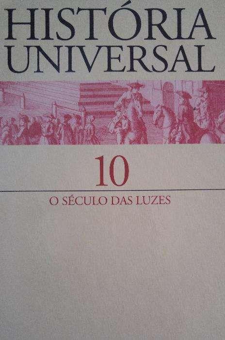 História Universal - O Século das Luzes