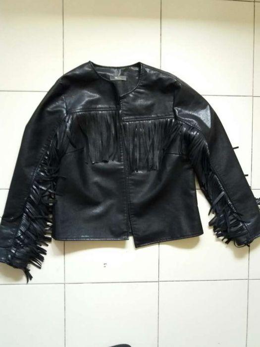 Casaco preto MO tamanho L