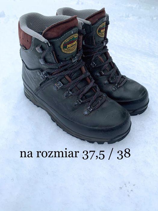 Buty Gorskie Wysokogorskie Trekkingowe Damskie Meindl Burma Pro Mfs 39 Czersk Olx Pl