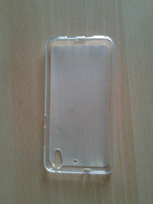 Capa Silicone para telemóvel Huawei Y6 II