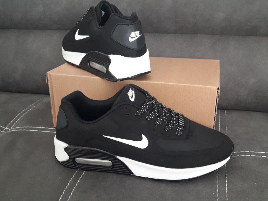 Buty Meskie Sportowe Nike Airmax Czarne Rozm 41 42 43 44 45 46 Gliwice Srodmiescie Olx Pl