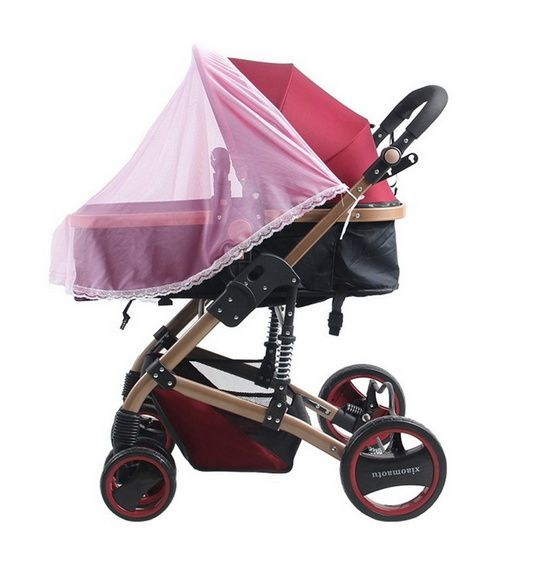 Mosquiteiro Universal Carrinho Bebé/Rede Anti Mosquitos