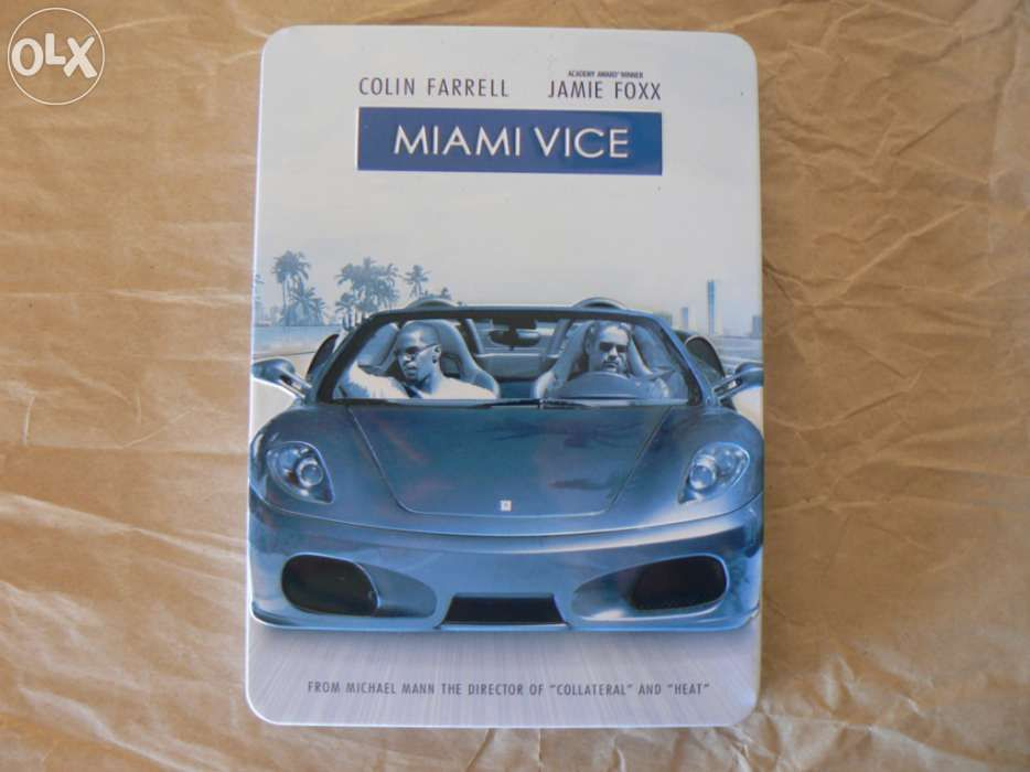 Miami Vice (Tin Box)