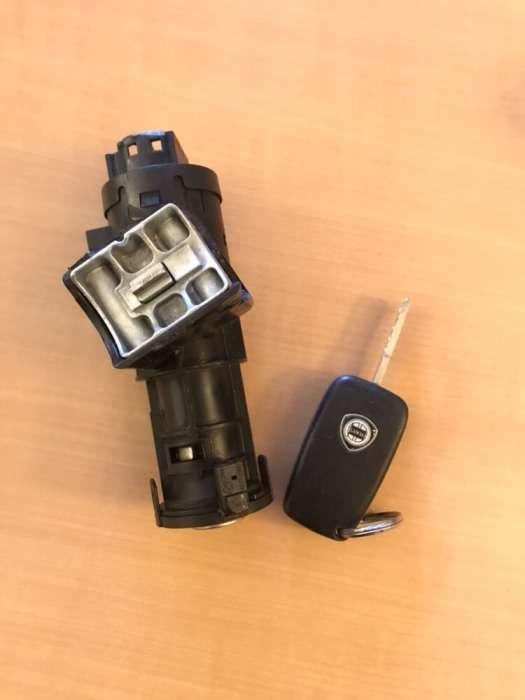 Canhão da ignição Lancia Musa + Chave