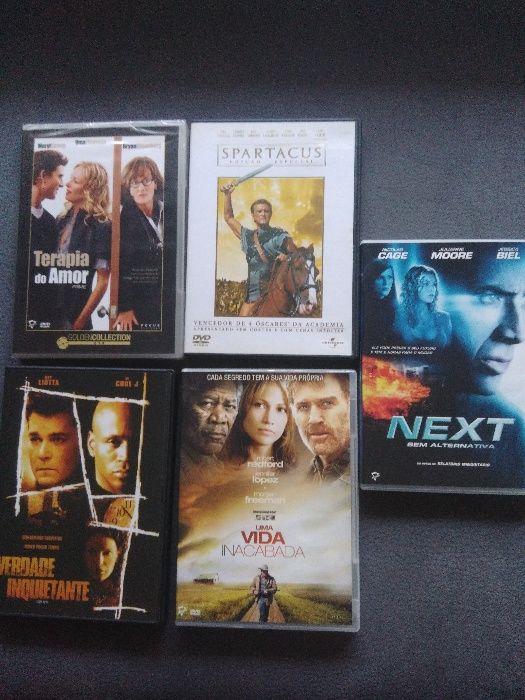 Vários dvds