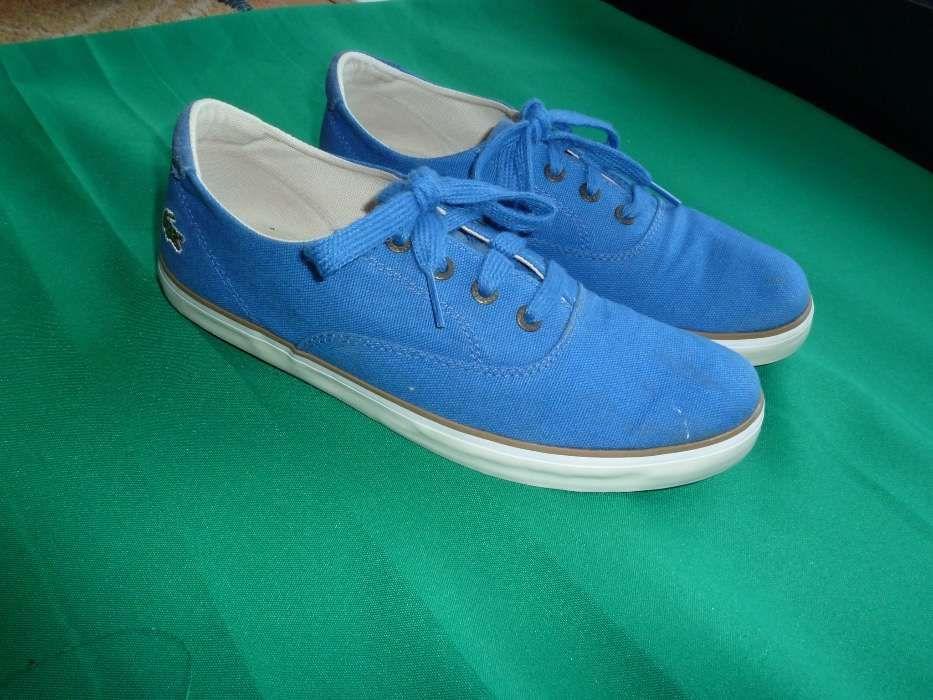 Sapatilhas azuis Lacoste (39.5)