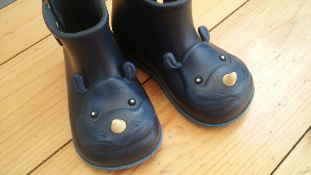 Mini Melissa Rhino   Rinoceronte - Galochas para criança 0c6ec1f4a63