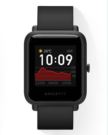 Спортивные смарт часы от Huami Amazfit Bip 1S. GPS, PPG, 5ATM