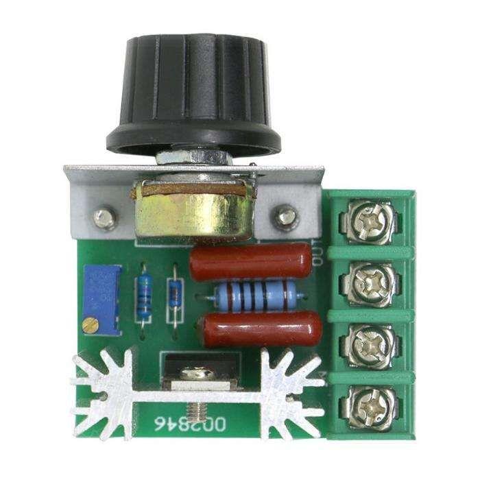 variador de tensão 1000W / 3000W