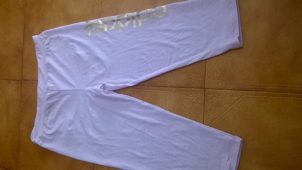 Calças de ginástica Adidas curtas nomas TM L.