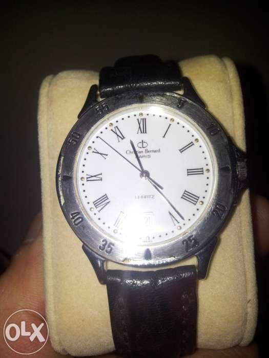 "Relógio "" Christian Bernard"""