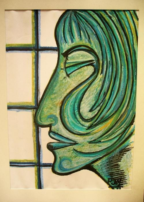 Desenho / quadro A3 Original