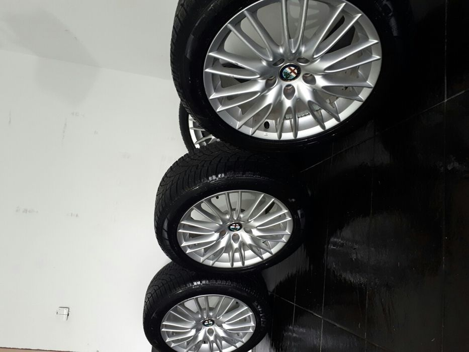 Jantes 17 Alfa Romeo originais