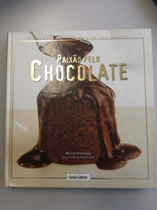 Paixão pelo Chocolate