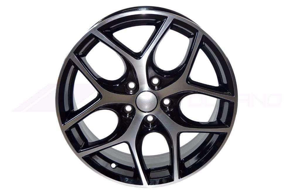 """Conjunto 4 Jantes 17"""" 5x108 para Ford (CJ338)"""