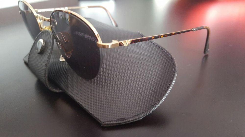 632cd32a7 óculos sol emporio armani Compra, venda e troca de anúncios