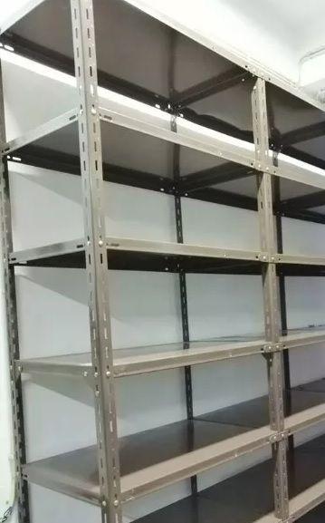 Estantes Metálicas ULTRA Resistentes