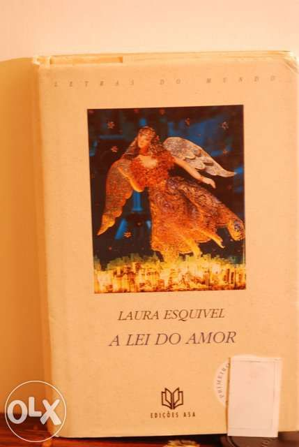 """A lei do Amor"", Laura Esquivel"