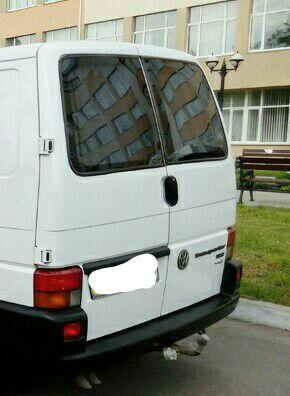 Задняя дверь на транспортер т4 фольксваген транспортер т4 продажа