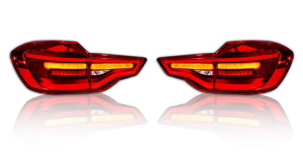 BMW X3 G01 LED lampy tył USA dostosowane do EU Adaptacja