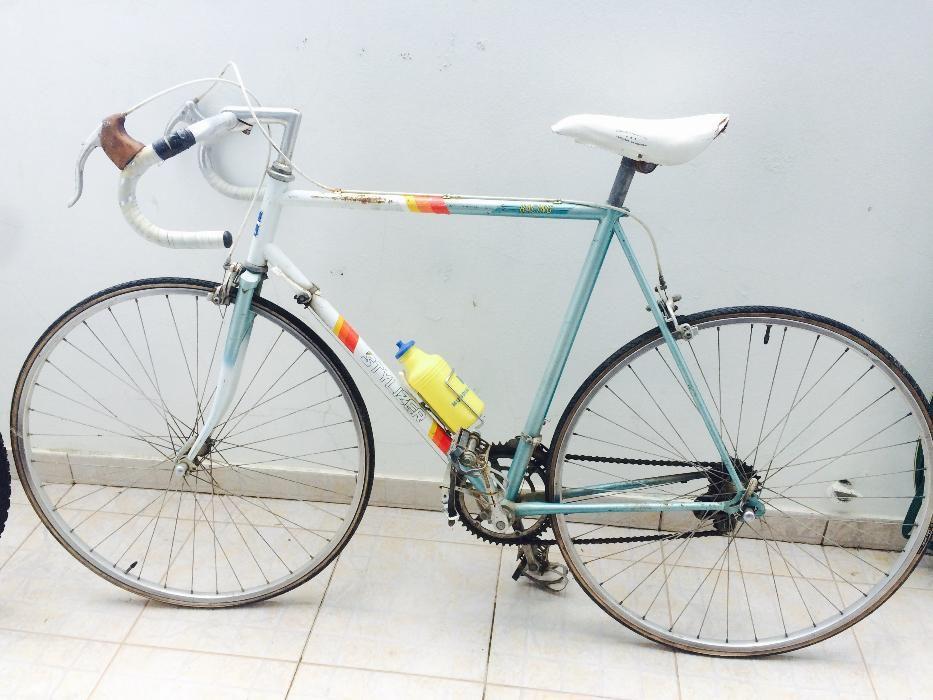 Bicicleta antiga Stylizer