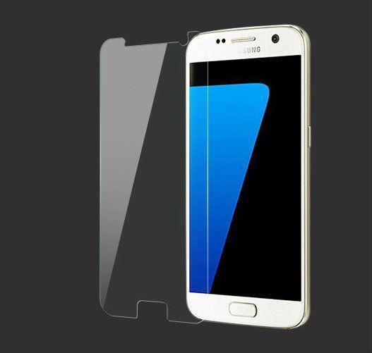 Vidro temperado Film tela para Samsung Galaxy e Iphone 6 plus