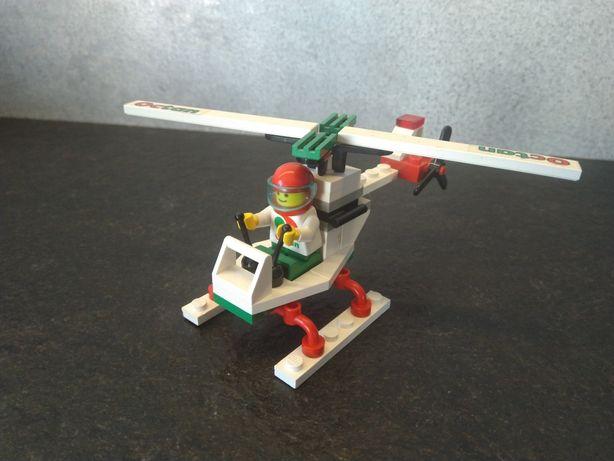 Lego 6515 Stunt Copter Town helikopter klocki zestaw City