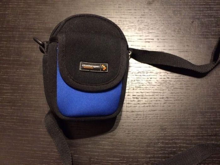 Casio Exilim, na caixa com bolsa Lumiar - imagem 5