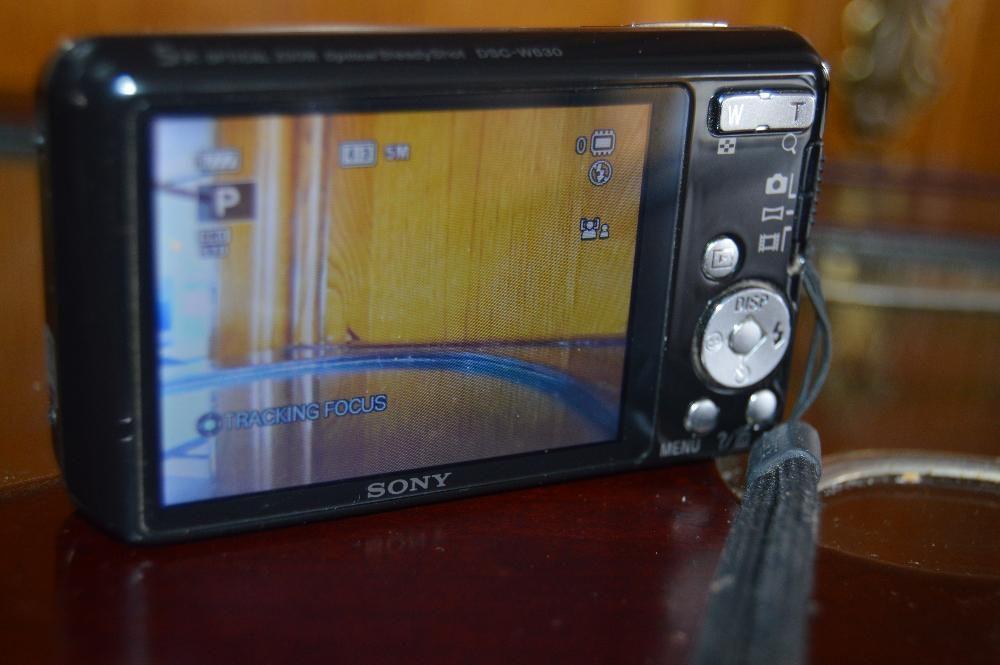 sony Cyber-shot 720p 16.1 MegaPixels