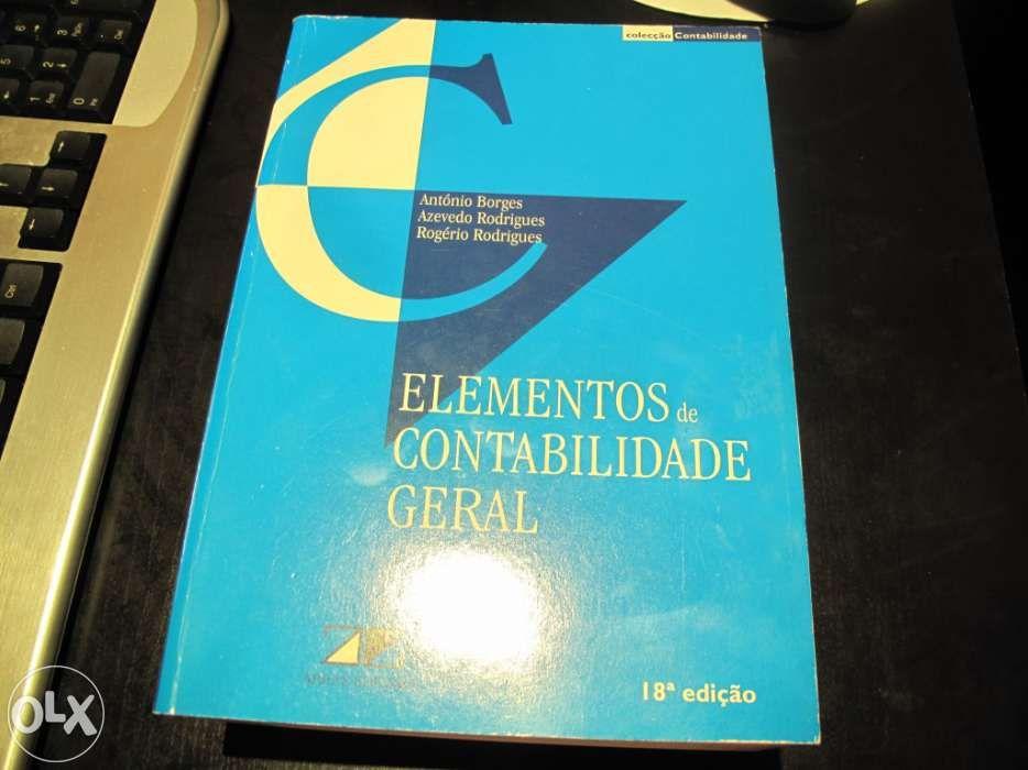 Elementos de contabilidade geral 18º edição
