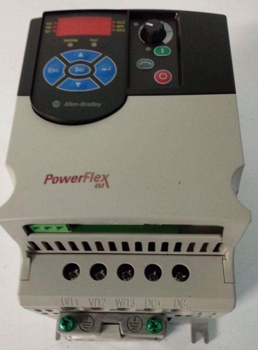 Variador de frequência trifásico Allen Bradley Power Flex Series A