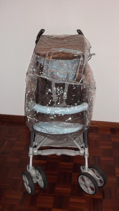 carrinho de bebé completo da marca Prénatal Vila do Conde - imagem 4