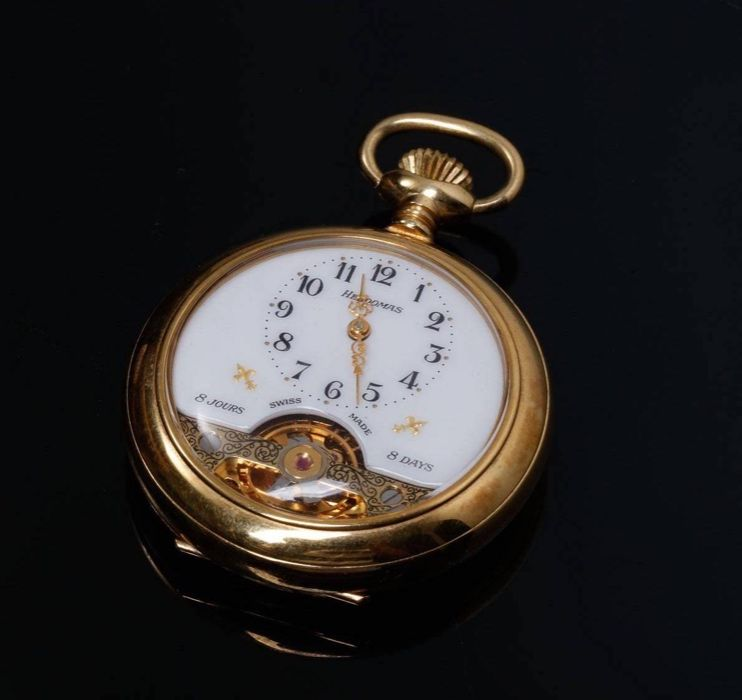 2b5f469aaa8 Relógio de bolso Hebdomas - Ramalde