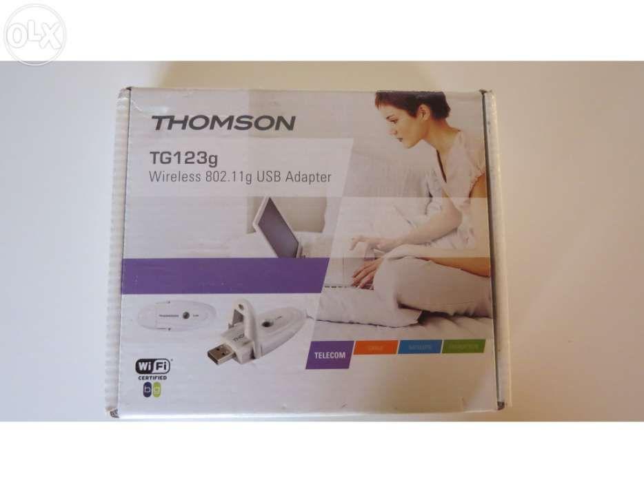 Thomson tg123g wireless usb adapter