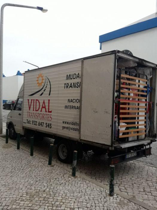 Mudanças e transportes vidal, Venteira - imagem 5