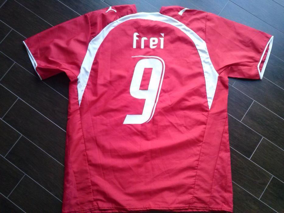 5b8233f664 Camisola de Futebol - Seleção da Suiça - Frei  9