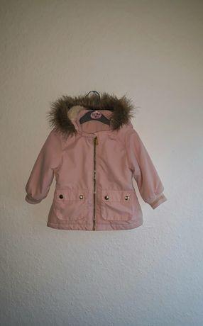 kurtka parka wiosenna dla dziewczynki 74 olx