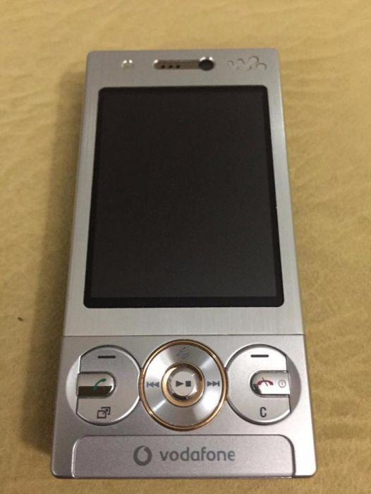 TELEMÓVEL Sony-Ericsson W705