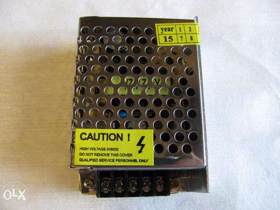 Transformador de 12V 2A 24W