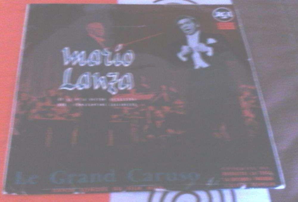 LP Mário Lanza