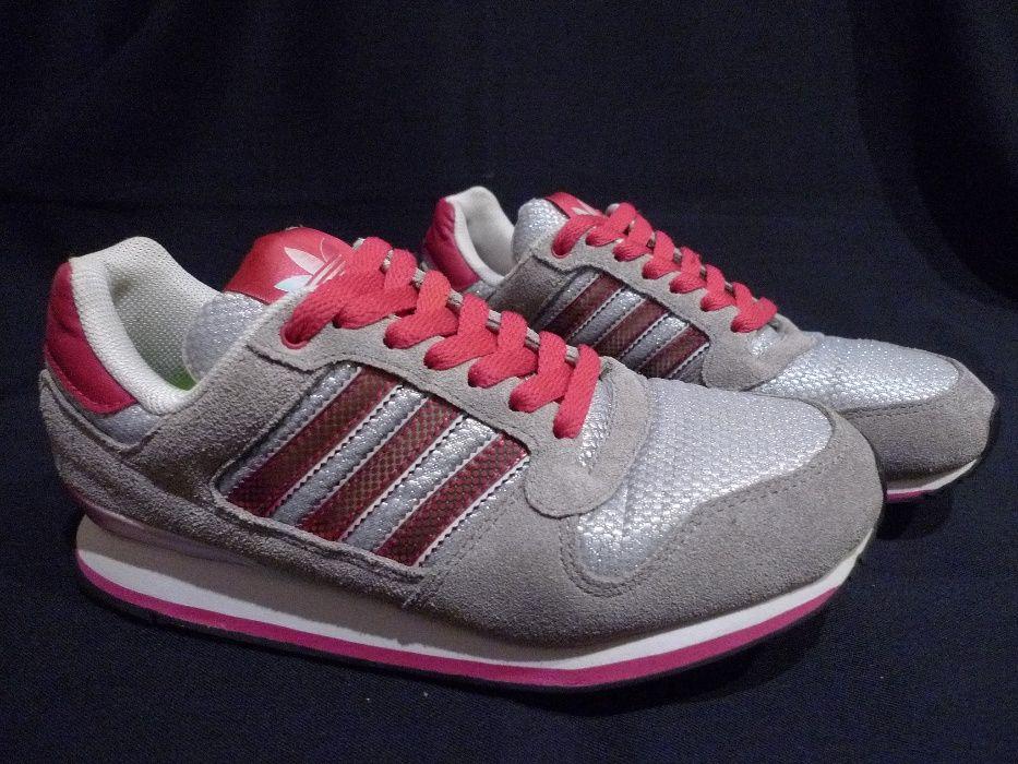 ADIDAS r.3824,5cm buty sportowe skórzane Wrocław Stare
