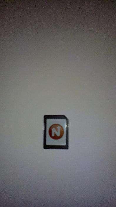 cartão gps NDrive
