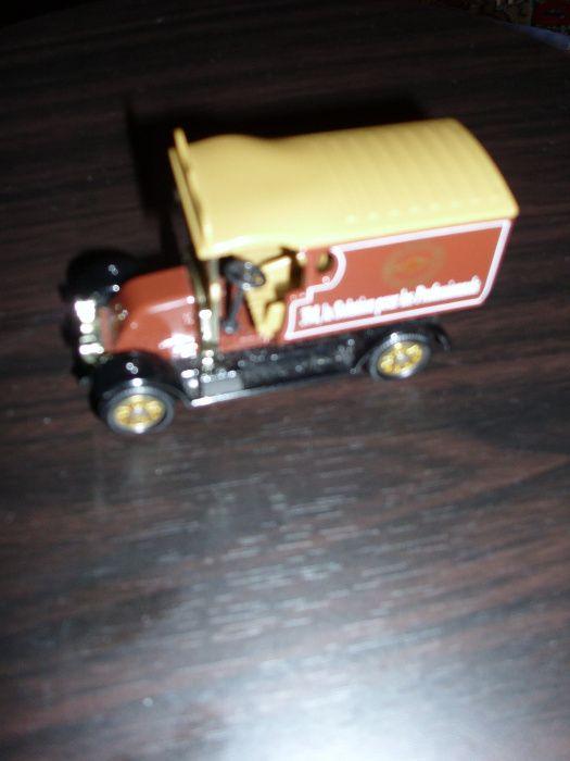 Carro miniatura Antigo Promocional da 3M Ford Marca Ledo