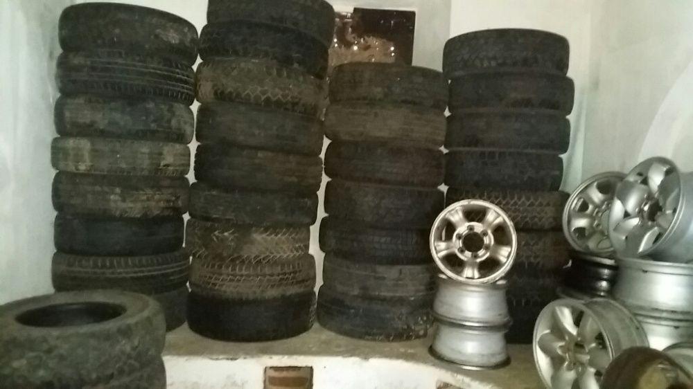 """Jantes 16"""" e 15"""" Nissan terrano e d22 Torrão - imagem 3"""